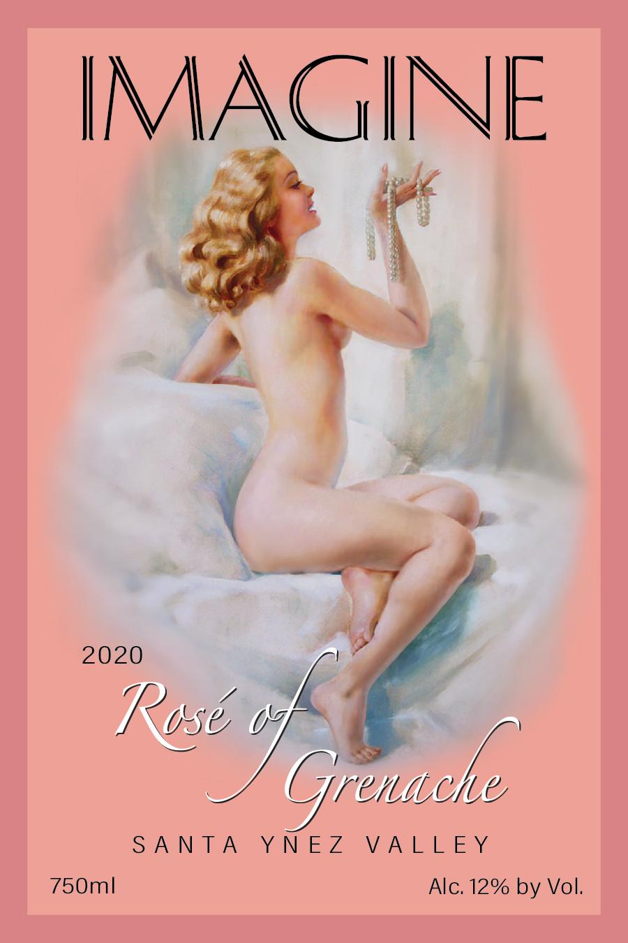 2020 Granache of Rose
